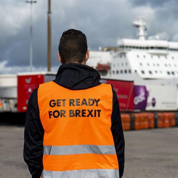 De haven van Rotterdam was 'ready for Brexit', maar is het ook voorbereid op de gevolgen? (Foto Port of Rotterdam)