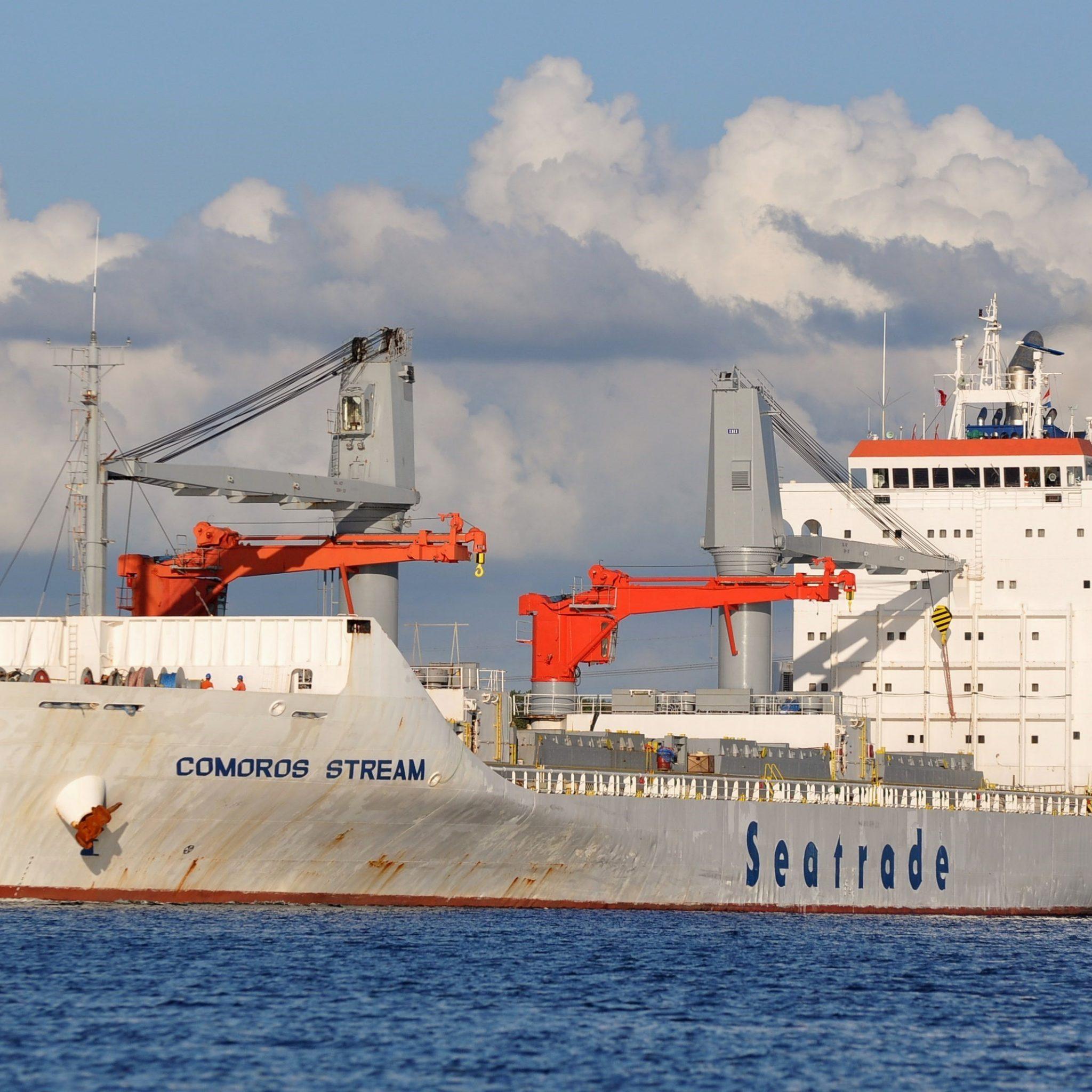 De Comoros Stream is verkocht en heeft nu Ceres Two op de boeg staan. (Foto Marcel Koster)