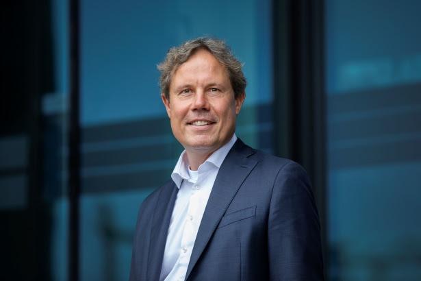 Evert den Boer is ook CEO van Enexis Groep. (Foto Port of Amsterdam)