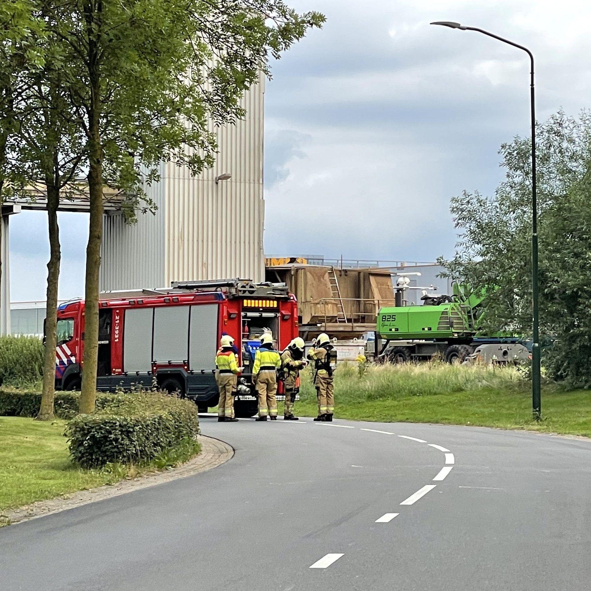 In Veghel lag de Semper Spera, in Utrecht de Coby en in Zwolle de Imatra. Allemaal met fosfine in de lading. (Foto AS Media)