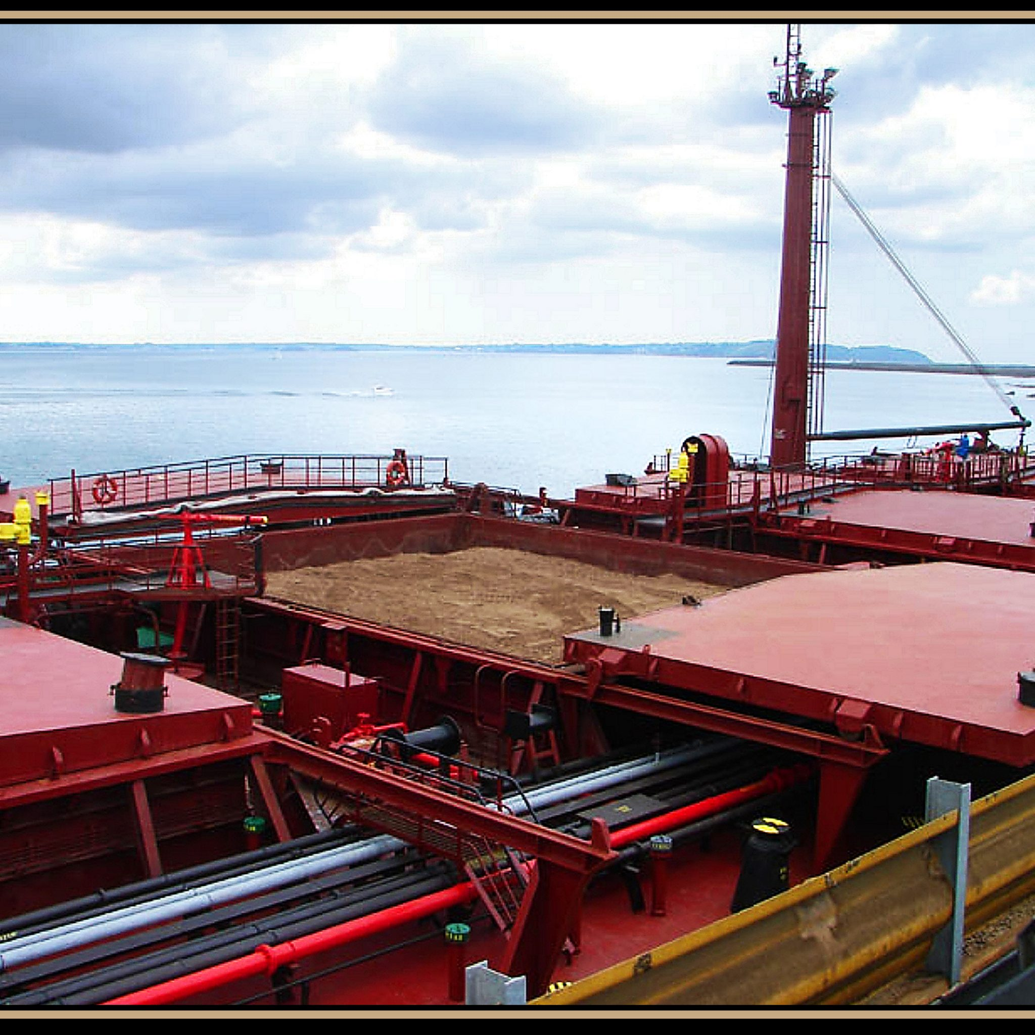 De Noorse rederij SKS heeft zich gespecialiseerd in de exploitatie van OBO-carriers.