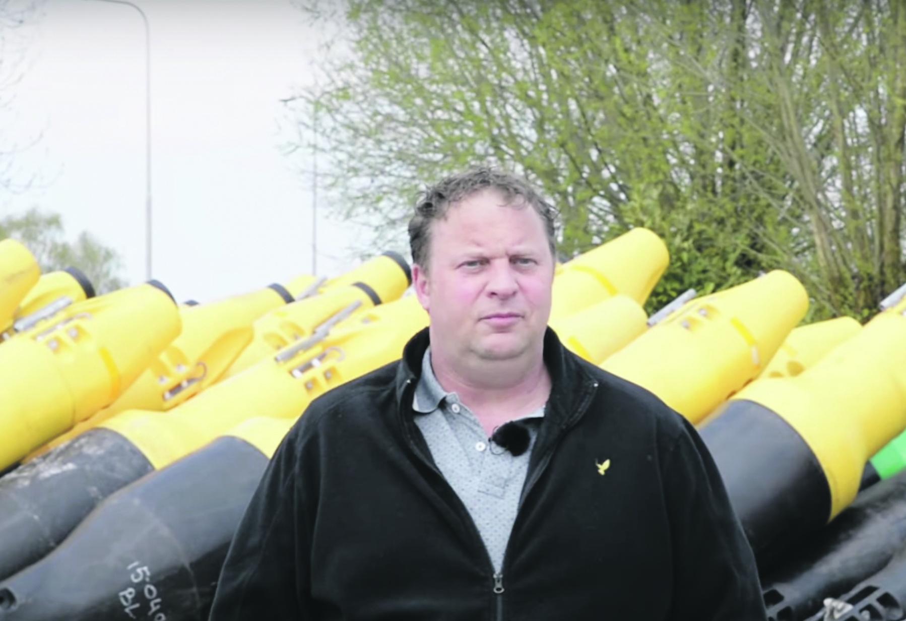 Henk van der Sluis.