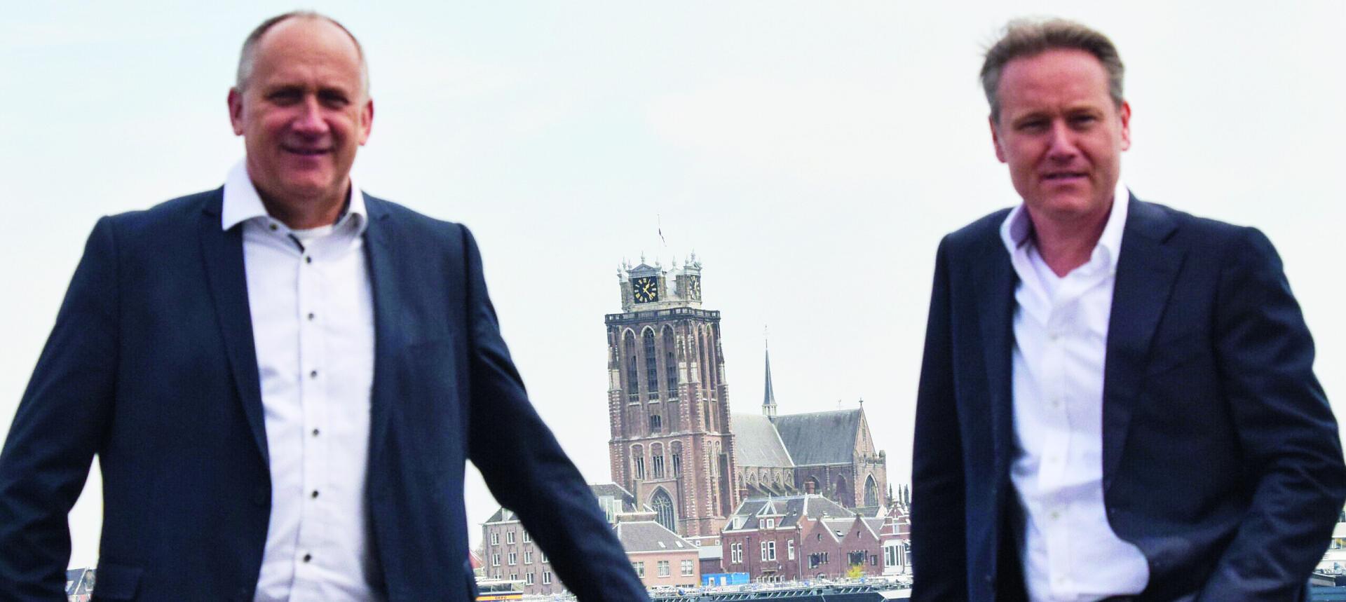 'Als EOC zou stoppen met inspecties komen er schepen langs de kant de liggen', zegt directeur Leden Ton van Dongen. (Foto EOC)