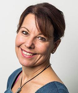 Marleen Buitendijk, beleidsadviseur.