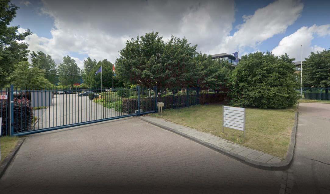 Het hoofdkantoor van Spliethoff in Amsterdam. (Beeld Google)