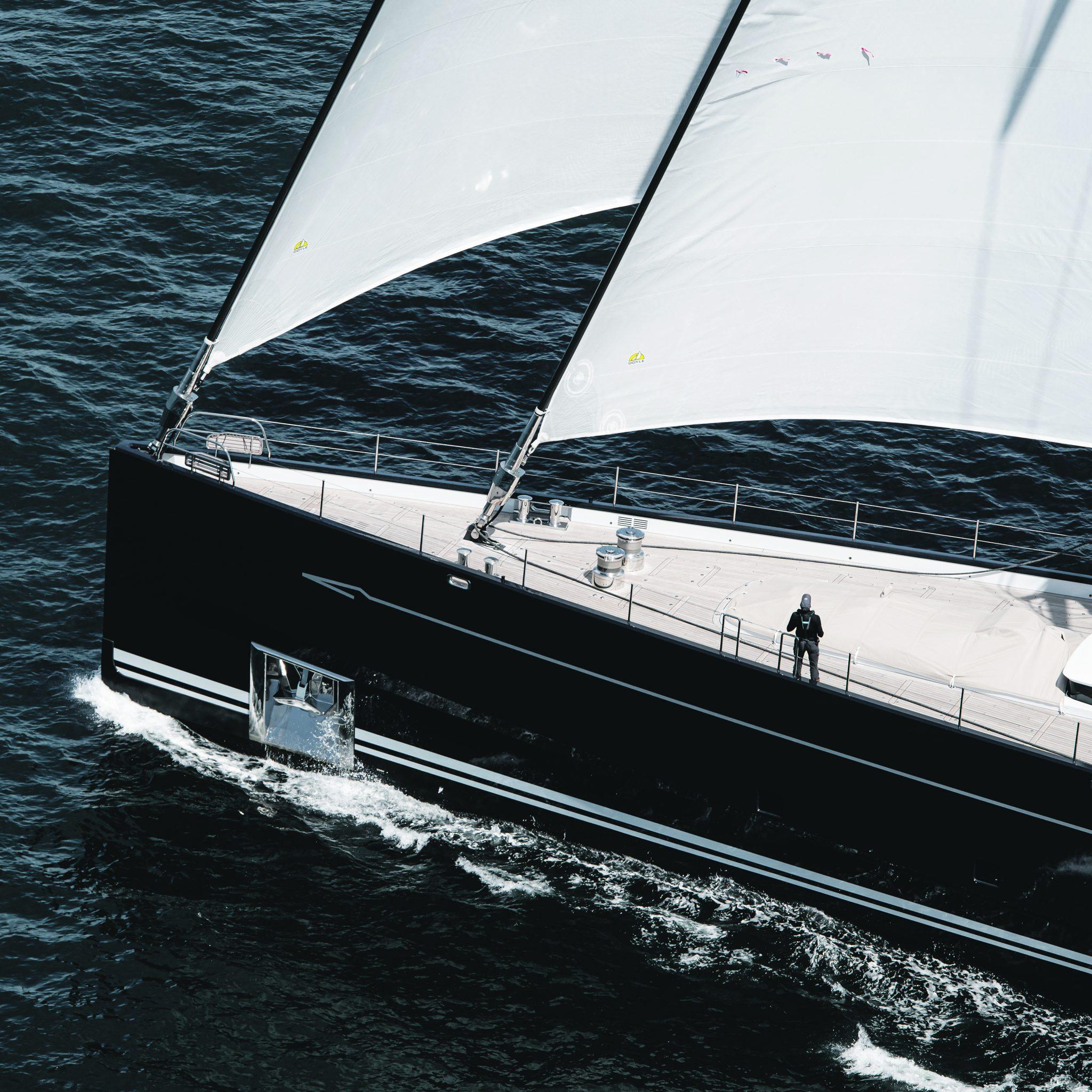 De Sea Eagle II. (Foto Royal Huisman)